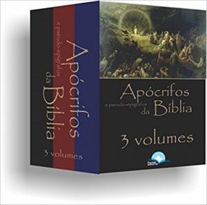 Coleção Apócrifos e Pseudo-Epígrafos da Bíblia
