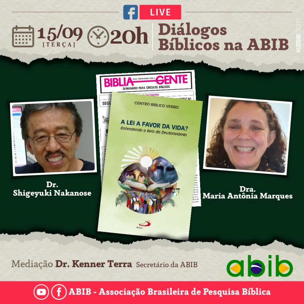 Diálogos Bíblicos – Live 3