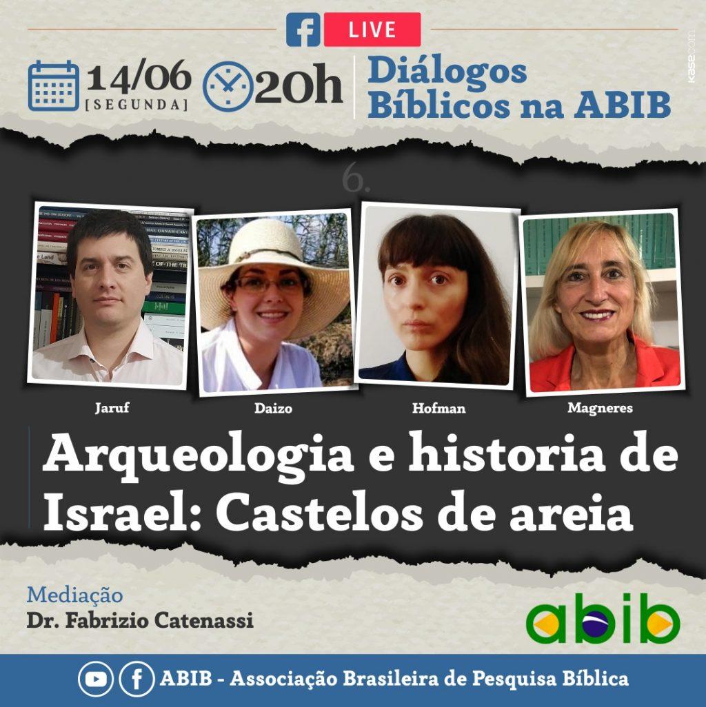 ASSISTA: Arqueologia e História de Israel: Castelos de Areia